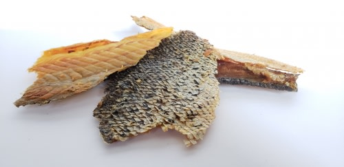 Salmon Skins