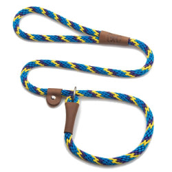 Blue/Yellow/Purple Leash