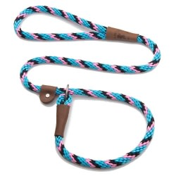 Blue/Black/Pink Leash