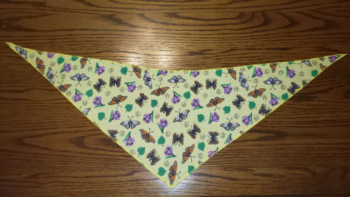 Tie-On Bandana Butterflies