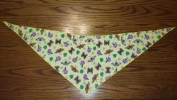 Tie-On Bandana Butterflies