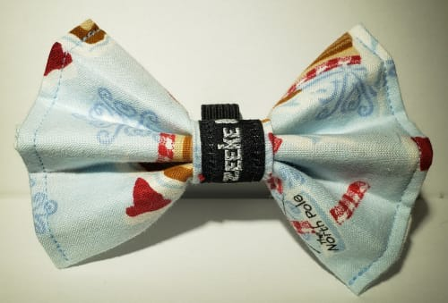North Pole Bow Tie