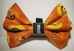 Pumpkin Bow Tie