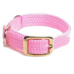 Pink Double Braided 9/16