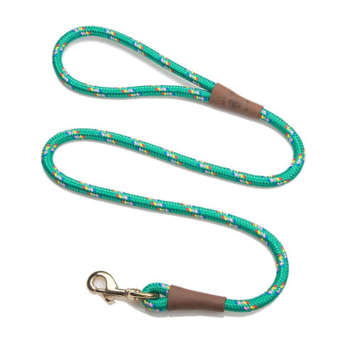 Kelly Confetti Snap Leash