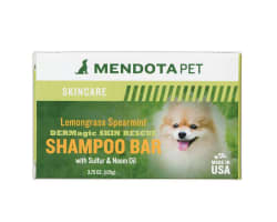 Lemongrass Spearmint Skin Rescue Shampoo Bar - 3.75 oz