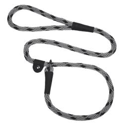 Black Silver Leash