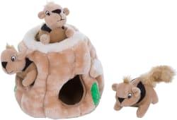 Hide-A-Squirrel Puzzle Plush