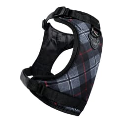 Canpooch Plaid Harness