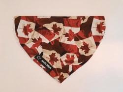 Canada Day Flags (collar through)