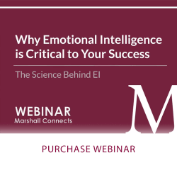 Webinar | Why Emotional Intelligence Is Critical To Success