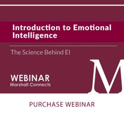 Webinar | Introduction to Emotional Intelligence
