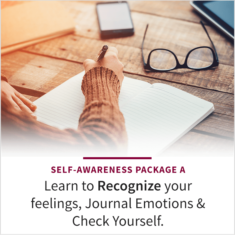 Self-Awareness Podcast Package A