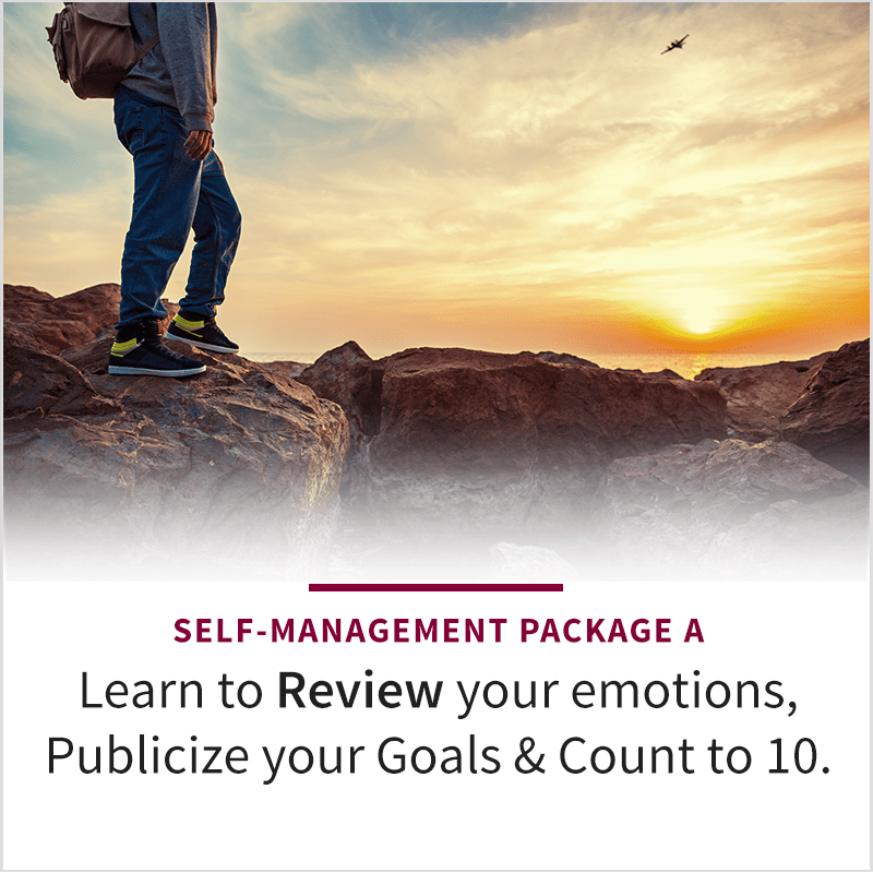Self-Management Podcast Package A