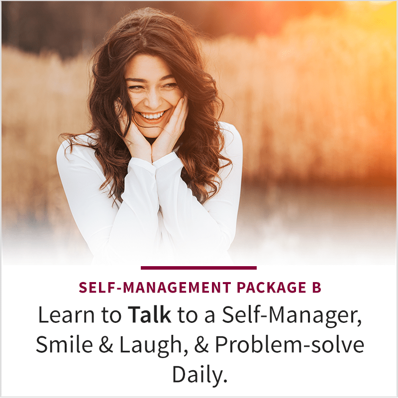 Self-Management Podcast Package B