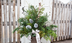 Evergreen Urn Planter Workshop
