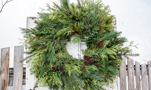 Designer Wreath Workshop