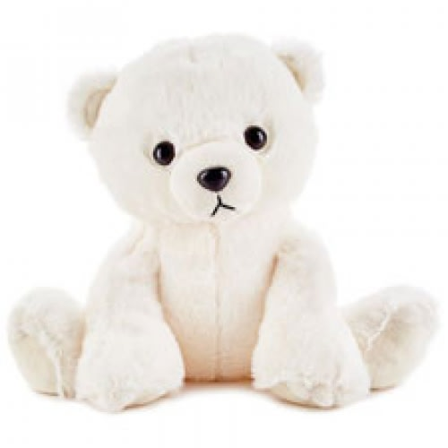 Animal Babies Polar Bear Plush