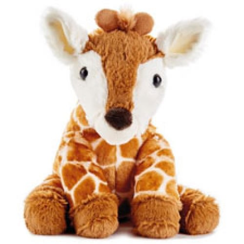 Animal Babies Giraffe Plush