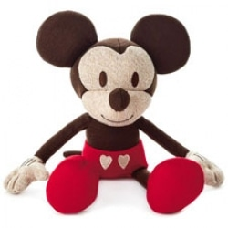 Sweetheart Mickey Mouse Plush