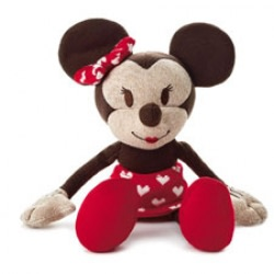 Sweetheart Minnie Mouse Plush