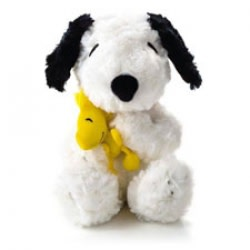 Snoopy with Woodstock Plush