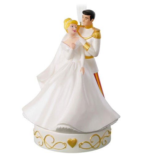 So This is Love Disney Cinderella Ornament