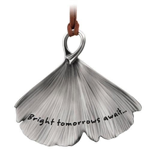 Bright Tomorrows Await Ornament