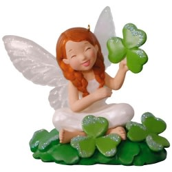 Good Luck Fairy - Friendly Fairies Series Ornament - SOLD OUT