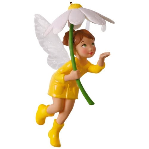 April Showers - 3rd in the Friendly Fairies Series Ornament
