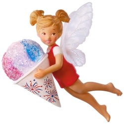 Summer Fairy - Friendly Fairies Series Ornament - SOLD OUT