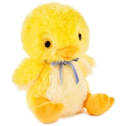Easter Chick Stuffed Animal