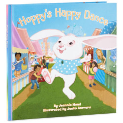 Buy hallmark christmas ornaments memories traditions awesome gifts hoppys happy dance easter promo book negle Image collections