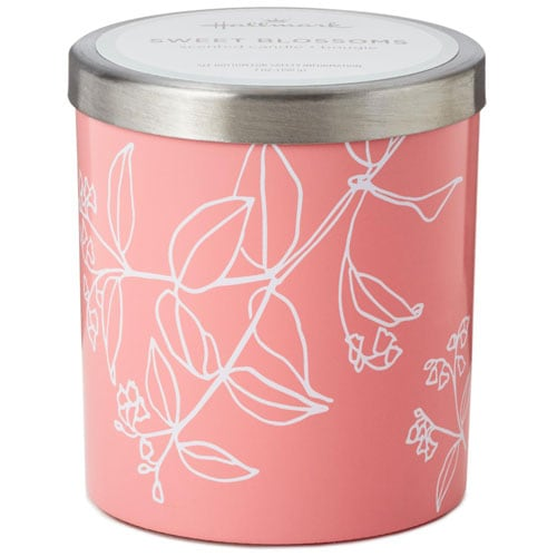 Sweet Blossoms Candle