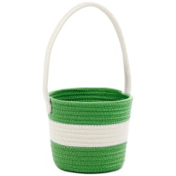 Buy hallmark easter baskets awesome gifts green woven cotton easter basket negle Image collections