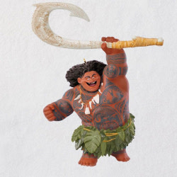 Disney Moana Maui Ornament