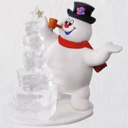 Frosty the Snowman™ A Jolly Happy Holiday Ornament