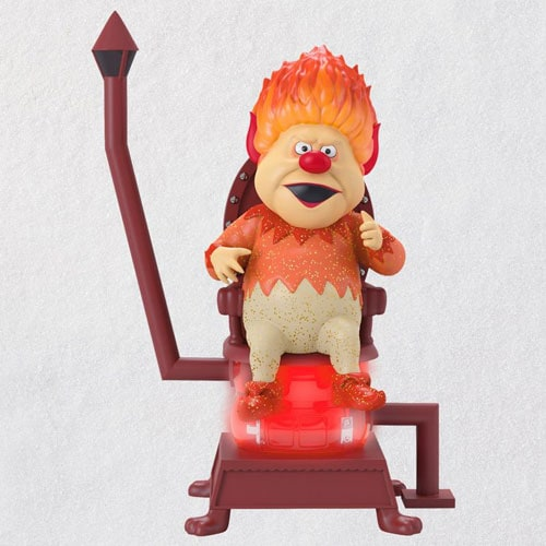 The Year Without a Santa Claus™ He's Mr. Heat Miser! Ornament