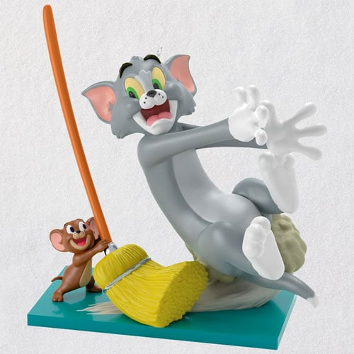 Tom and Jerry™ Mouse Cleaning Ornament