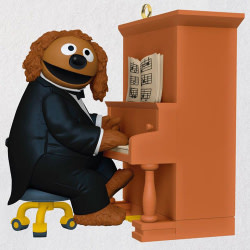 The Muppets Rowlf the Dog Ornament With Sound