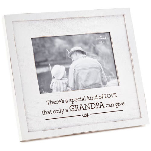Grandpa - Special Kind of Love Frame