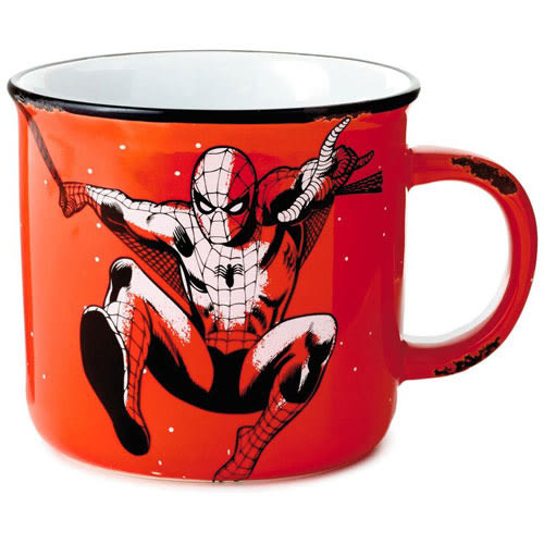 Spider-Man Power and Responsibility Mug