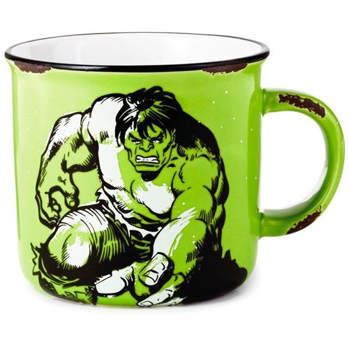 Hulk Ceramic Camp Mug