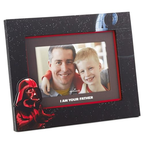 Darth Vader™ Black Picture Frame