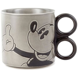 Mickey Mouse Don't Grow Up Ceramic Mug