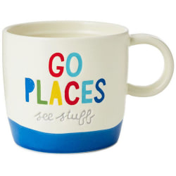 Go Places See Stuff Mug