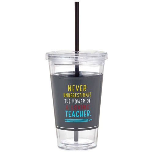 Power of a Loving Teacher Cold Tumbler