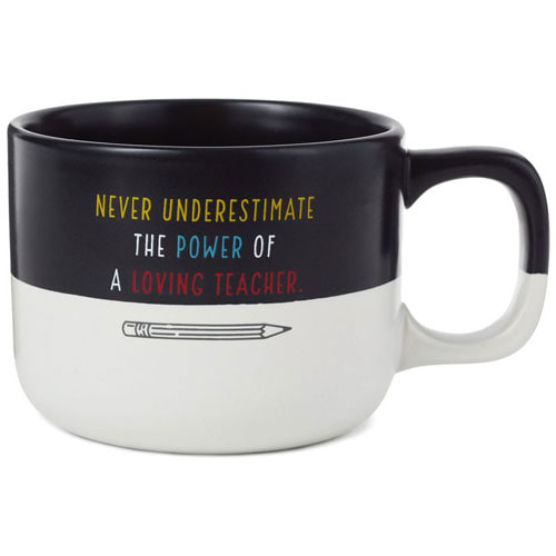 Power of a Loving Teacher Mug