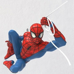 Spider-Man Spidey Swings Into Action Ornament