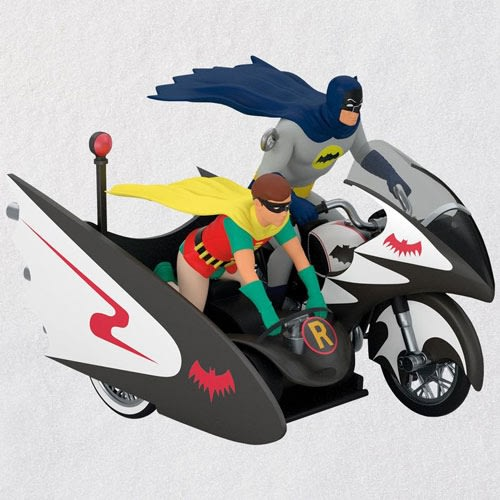 Batman™ Classic TV Series Batcycle™ Ornament